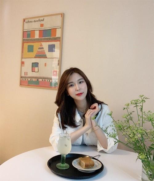 Hot girl Han Quoc giam gan 5kg trong 1 tuan nho an khoai lang