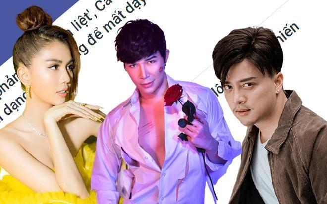 Pha Le noi ro pha 'lat mat' trong drama Nathan Lee - Xuan Lan
