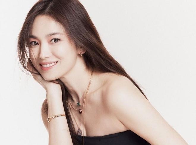 Song Hye Kyo va cac buoc duong da dep khong ti vet
