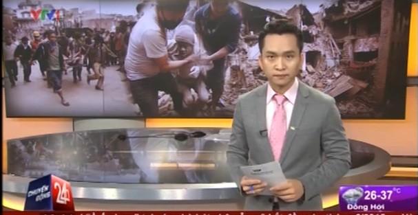 CD24h xin loi vu bién em bé Syria thanh em bé Nepal
