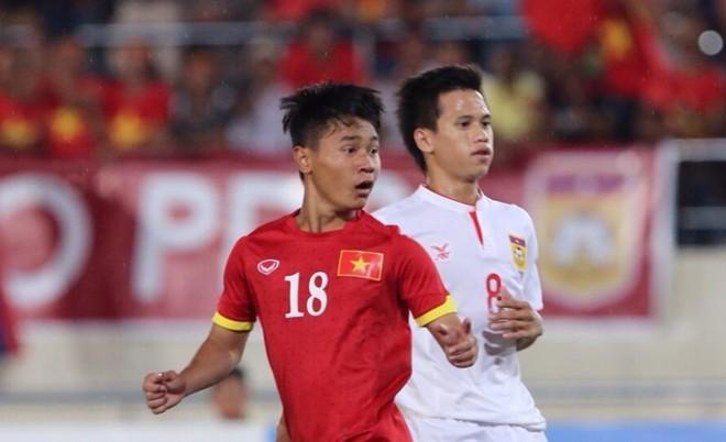 U19 Viet Nam 4-0 U19 Lao: Dai thang mung Quoc khanh 2/9-Hinh-3