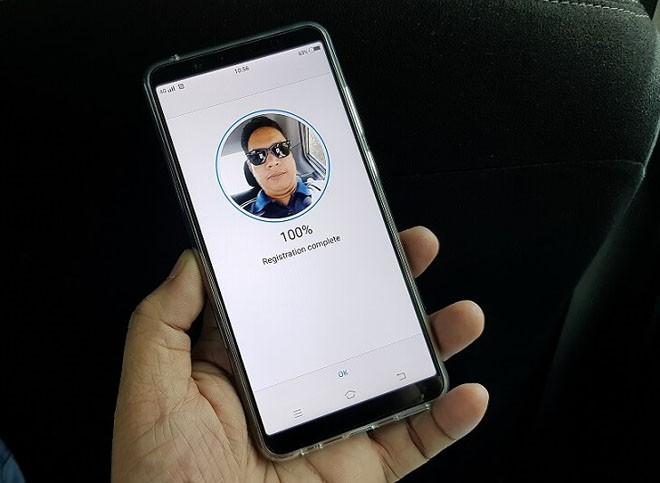 Top smartphone co nhan dien khuon mat nhu iPhone X, gia re hon nhieu-Hinh-2