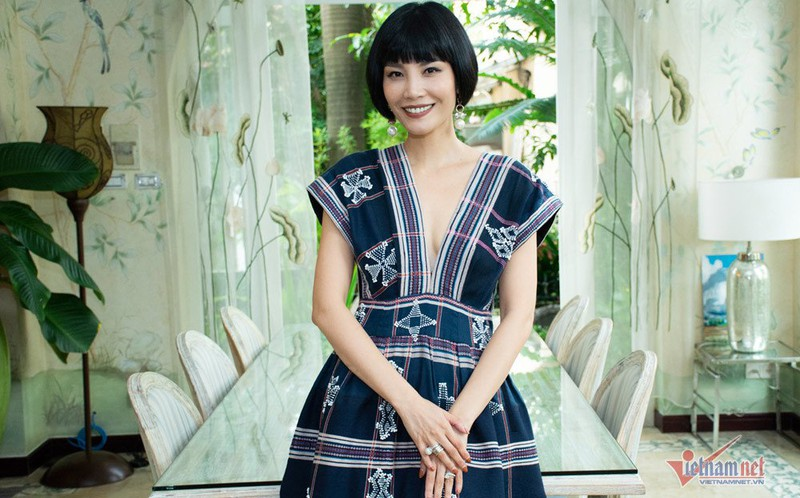 Vu Cam Nhung: 9 nam mong con, chong chua lan nao buong tay toi-Hinh-4