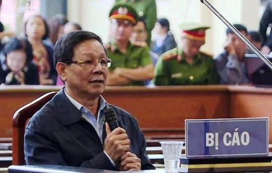 Ong Phan Van Vinh va hon 90 bi cao doi mat voi muc an nao hom nay?