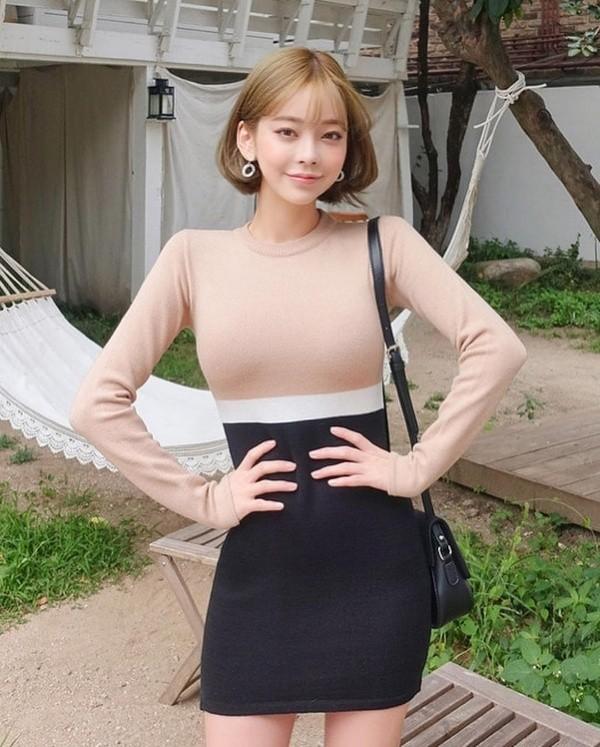 Style ngot ngao cua co nang ''Angela Baby cua Han Quoc