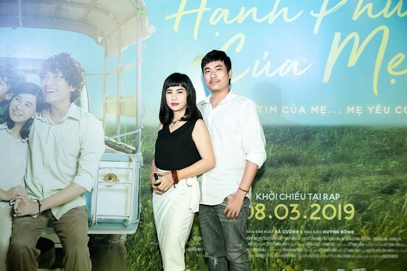 Cat Phuong - Kieu Minh Tuan hanh dong la khi dong phim chung