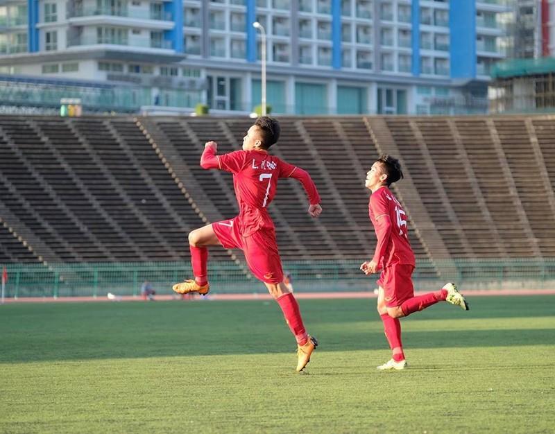 U22 Viet Nam vs U22 Indonesia: Lay ve chung ket!-Hinh-2