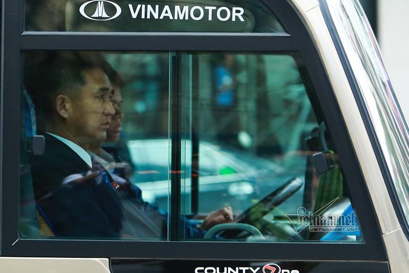 Doan tien tram Trieu Tien ve khach san o Ha Noi-Hinh-7