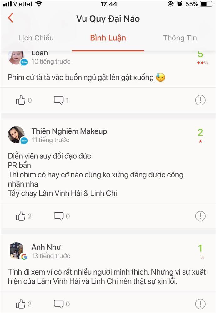 Phim moi dang noi nhu con cua Ngoc Trinh bong dung gap nan-Hinh-6