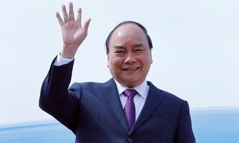 Thu tuong du Dien dan Vanh dai va Con duong: Hop tac vi thinh vuong chung