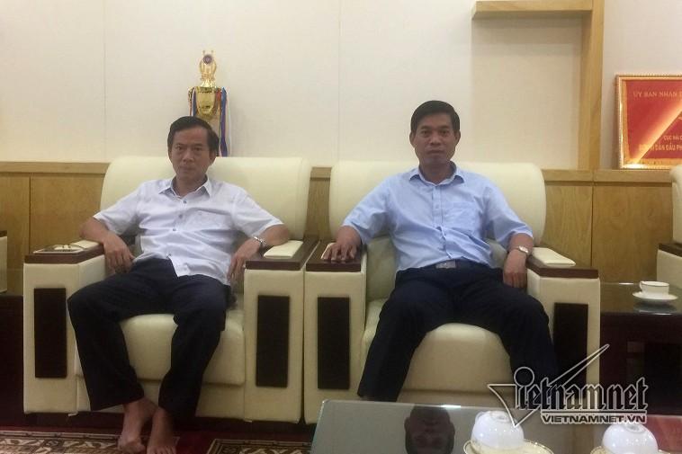 'Luat ngam' o cua khau La Lay: Hai quan Quang Tri dinh chi 4 can bo-Hinh-2
