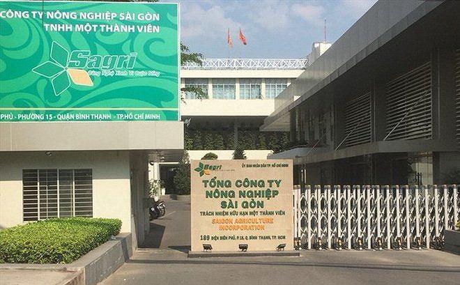 Dinh chi Tong GD Sagri: Ong Le Tan Hung