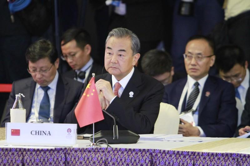 Bo truong Ngoai giao Trung Quoc noi gi ve Bien Dong voi cac nuoc ASEAN?
