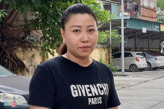 Bi phat 200.000 dong, nu dai uy Le Thi Hien co mang tien su?-Hinh-2
