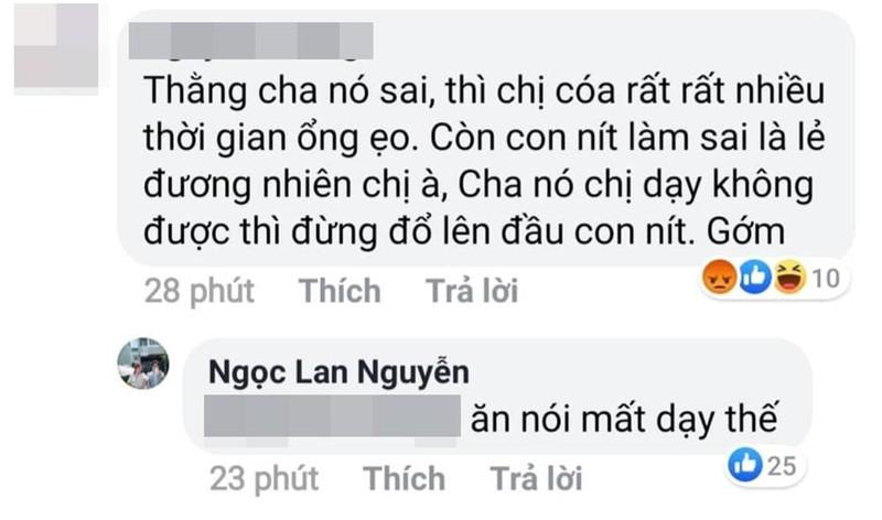Ngoc Lan dap tra gat khi bi chi trich khong biet cach day con-Hinh-3