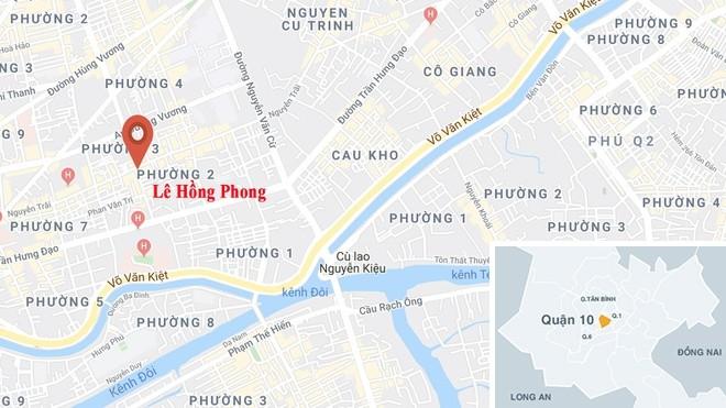 Chay nha 3 tang o TP.HCM, nhieu nguoi thao chay-Hinh-2