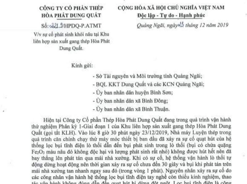 Vet khoi mau nau do bat thuong xuat hien o Hoa Phat Dung Quat-Hinh-3