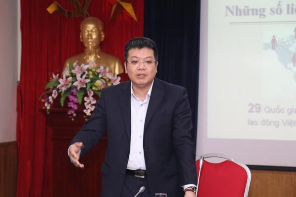 Vu 39 nguoi chet o Anh, Cuc Quan ly Lao dong ngoai nuoc noi khong lien quan