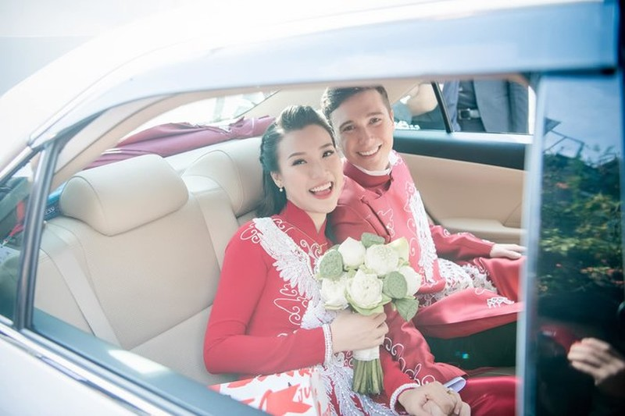 MC Hoang Oanh phat tuong khi mang thai voi chong Tay-Hinh-5