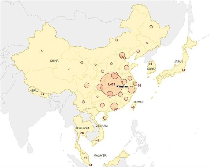 Phong toa tinh Ho Bac co du ngan virus corona lay lan o TQ?-Hinh-3