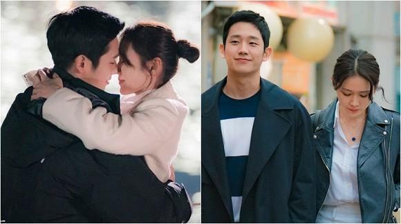 Jung Hae In dua vat la den phim truong cua Son Ye Jin de danh ghen?-Hinh-2