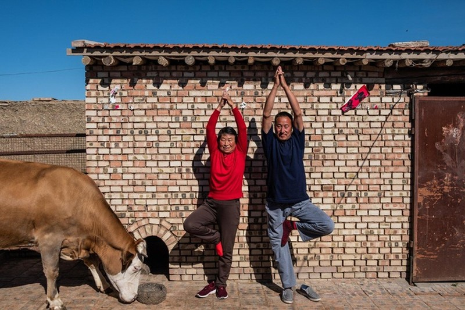 Ky la ngoi lang yoga o Trung Quoc, noi nguoi dan cuc tho-Hinh-5