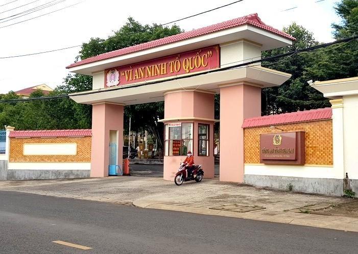 Bo phieu ky luat nguyen Giam doc Cong an tinh Gia Lai