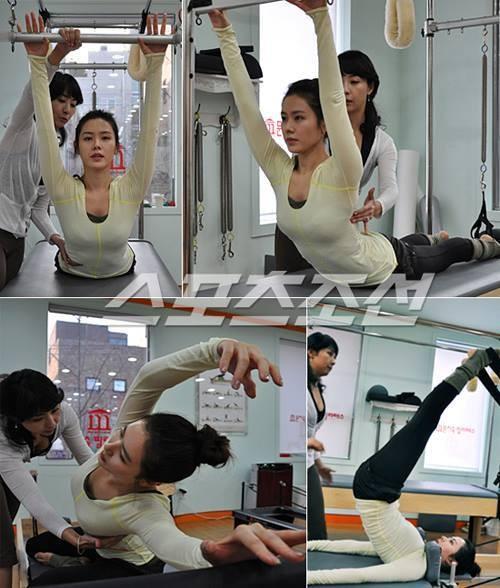 Meo giam can bang cach an uong vui ve nhu chi dep Son Ye-jin-Hinh-7
