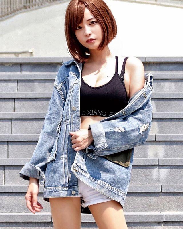 """Nang nong, hot girl """"quen"""" mac noi y gay xon xao-Hinh-6"""