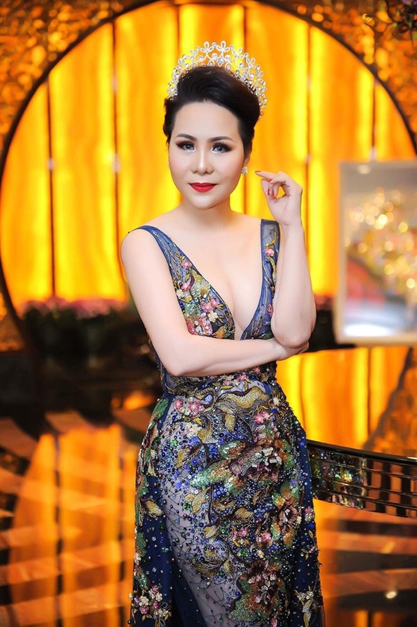 Nu hoang doanh nhan Kim Chi tiet lo bi quyet tre dep-Hinh-5