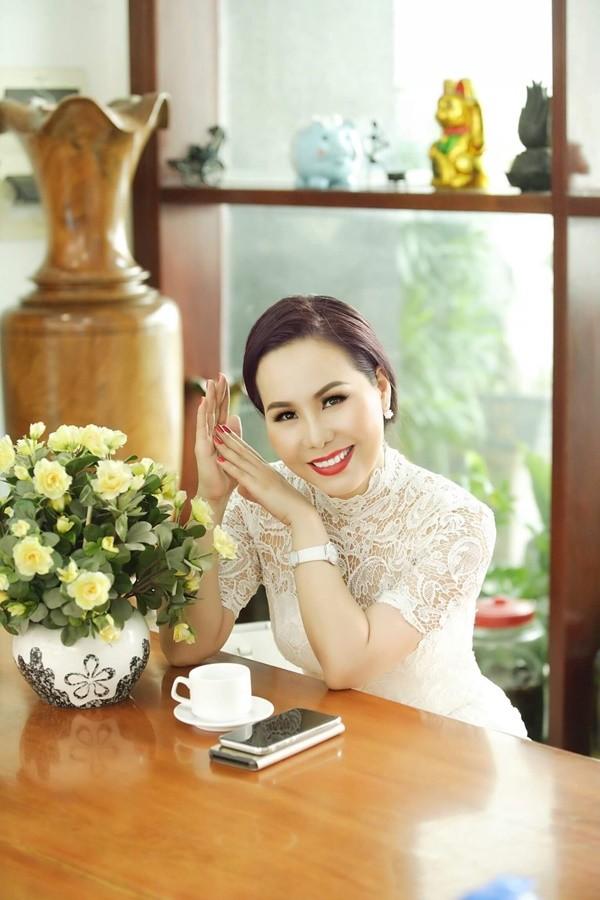 Nu hoang doanh nhan Kim Chi tiet lo bi quyet tre dep-Hinh-9