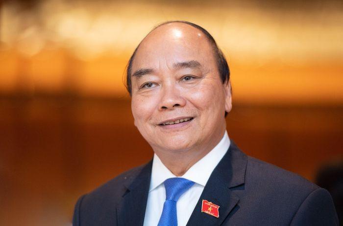 Chu tich nuoc Nguyen Xuan Phuc len duong tham chinh thuc Cuba