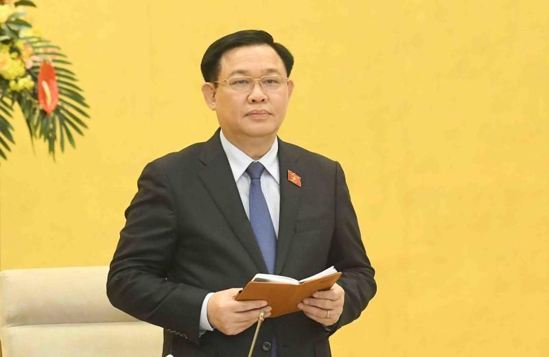 Chu tich Quoc hoi: Noi long co chon loc, som tro lai trang thai binh thuong