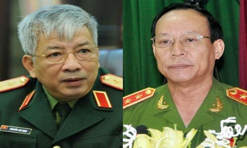 Bo nhiem lai 2 Thu truong Nguyen Chi Vinh va Le Quy Vuong