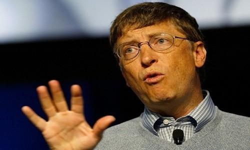 "Ty phu Bill Gates: ""Tien bac khong phai thuoc do thanh cong''-Hinh-2"