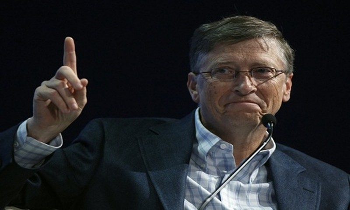 "Ty phu Bill Gates: ""Tien bac khong phai thuoc do thanh cong''-Hinh-3"