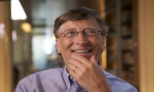 "Ty phu Bill Gates: ""Tien bac khong phai thuoc do thanh cong''"