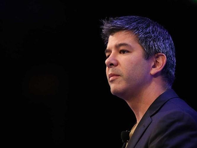 "CEO Uber Travis Kalanick roi ""ghe nong"": Khong hen ngay tro lai"