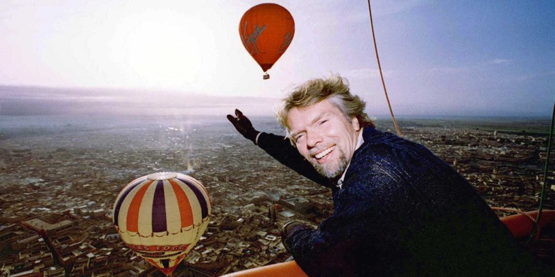"Ty phu Richard Branson: ""Vui ve - nhan to quan trong de thanh cong""-Hinh-2"