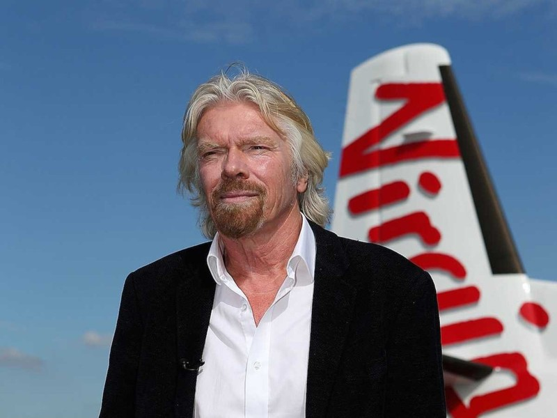 "Ty phu Richard Branson: ""Vui ve - nhan to quan trong de thanh cong""-Hinh-3"
