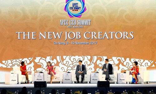 APEC 2017: Tan dung cong nghe de tao viec lam moi