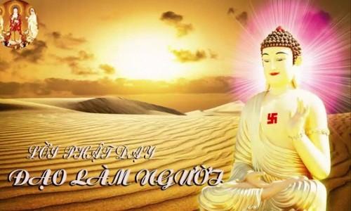 Phat day ve dao lam nguoi de ca doi an nhan hanh phuc