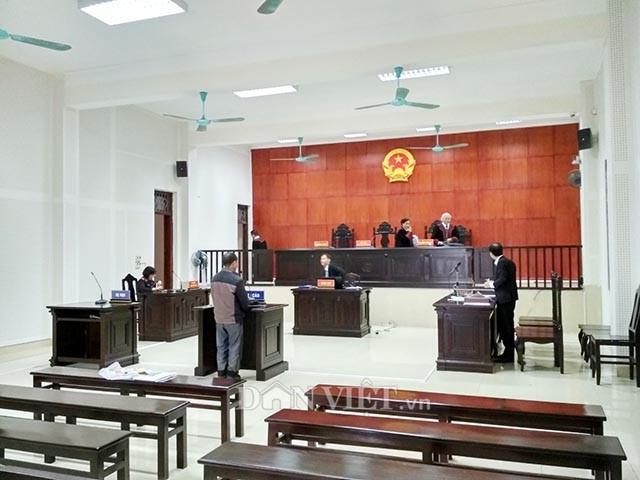 Ky an danh chet 14 con lon o Quang Ninh: 2 lan hoan xu phuc tham