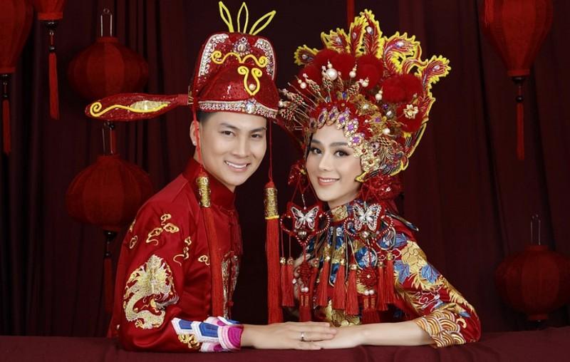 Lam Khanh Chi chinh thuc cong khai con trai dau long dau nam moi-Hinh-2