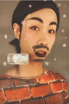 Make up 'suong suong' rong choi thang co hon, Hai Trieu lam fans chay mat dep-Hinh-2
