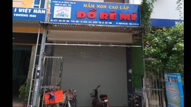 Tai xe bo quen be 3 tuoi tren o to dua don o Bac Ninh khai gi?