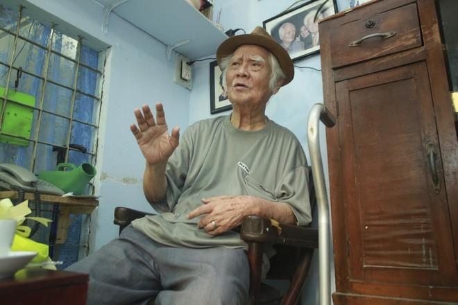 Nhac si Nguyen Van Ty qua doi o tuoi 94