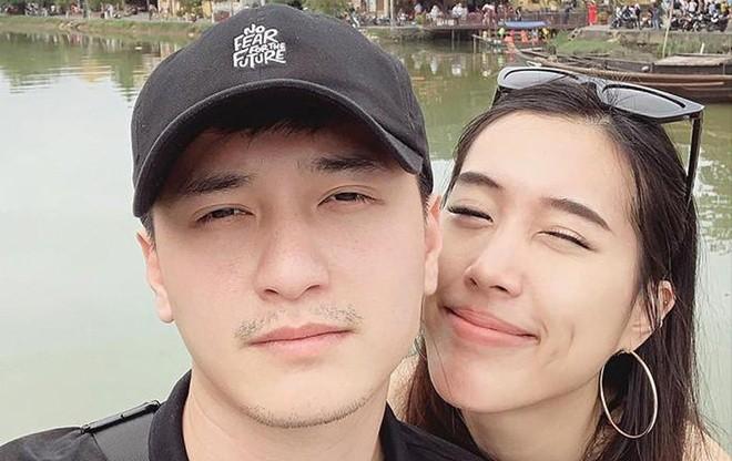 Ban gai Huynh Anh ngam phu nhan thong tin chia tay-Hinh-2