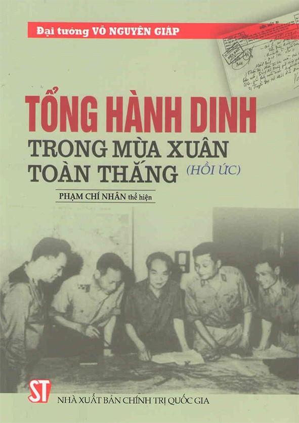 Cam xuc cua Dai tuong Vo Nguyen Giap trong ngay 30/4/1975