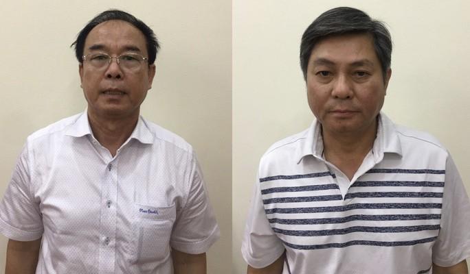 Bo Cong an ket luan gi doi voi vu an nguyen Pho Chu tich TP. HCM